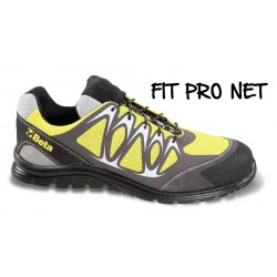 Scarpe Basse Fit-pro Net S1p Yellow 43