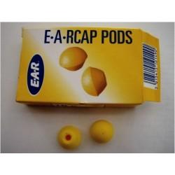 Tappi Auricolari Ear Caps Solo Tappi Ricambio