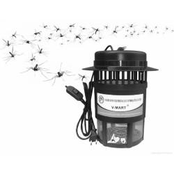 Insect Killer Ecologico - Lampada Fotocatalitica Cattura Zanz.e Mosche