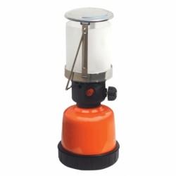 LAMPADA CAMPING METALLO ACCENSIONE PIEZO