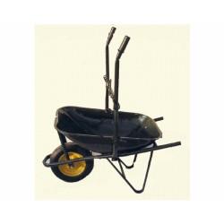 Carriola Ribaltabile Verniciata Ruota Pneumatica