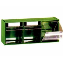 Cassettiera Madia5 -3 Tiretti Sovrap L.600 X P.210 X H.242
