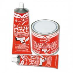 Adesivo Per Pvc Gr 125 Vc270 Rosso