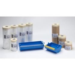 Nastro Kopri 33x1100 Accoppiato Con Film Plastico Protettivo