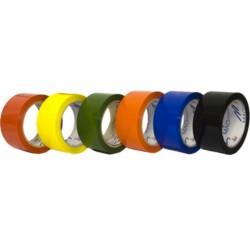 Set 6 Rotoli Nastro Adesivo Colori Assortiti