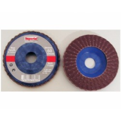Disco Lamellare Corindone D 115 Gr120 S/p