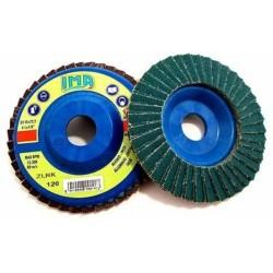 Disco Lamellare Zirconio D 115 Gr 60 S/p