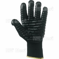 Vibration-Damping Gloves Tg 9 Black