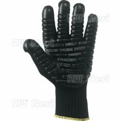 Vibration-Damping Gloves Tg 9 Black