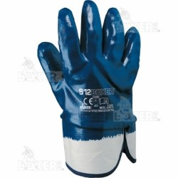 Gloves Boxer 912 Tg 10 Nbr Without Cuff