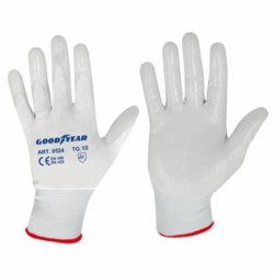 Gloves Flexi Grip Sensor Tg 10 Grey