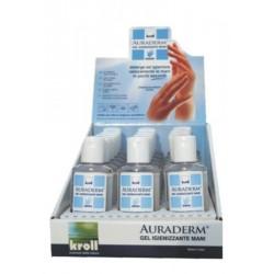 Auraderm Gel Ml 80 Igienizzante Mani