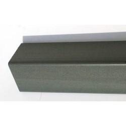 PARASPIGOLI PVC 4X4 M 3 LISCIO GRIGIO AL MT