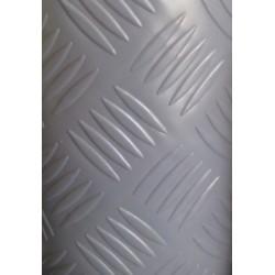 PAVIMENTO BULLONATO PVC 4 RIGHE GRIG