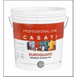 Pittura Quarzo Euroquarz Lt 5 Bianco