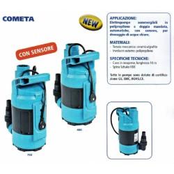 Elettropompa Cometa750sw Acque Chiar Cavo Mt.10 Portata 14.000 Lt./ora