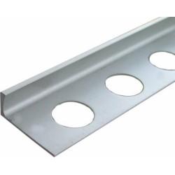 Giunto Di Delimitazione 10 Mm.mt.2,5 Alluminio Satinato