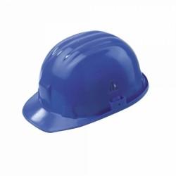 Protective Helmet Bleu Uni En 397