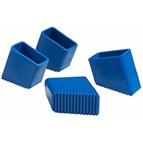 Piedini Scala Domestica Blu-giusy