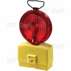 LAMPEGGIATORE STRADALE A LED ROSSO
