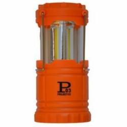 Lanterna A Led Potenza 200 Lumen Con Batterie Tipo Aa (incluse)