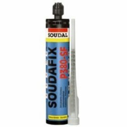 Ancorante Chimico Soudal Ml.400 S/stirene-bicomponente P280-sf
