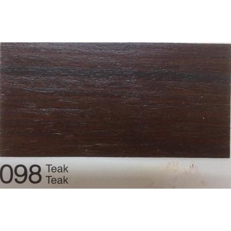 miglior prezzo casa legno impregn.0,750 teak
