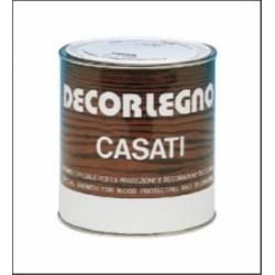 Decor Legno 0,750 Noce Scuro Decorativo E Protettivo X Legno