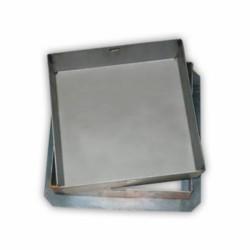 Sigillo Zincato Pesante Cm 60x60 H 80