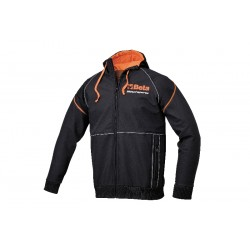 Softshell Racing C/cappuccio M