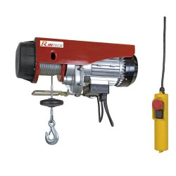Paranco Elettrico 100/200 Kg