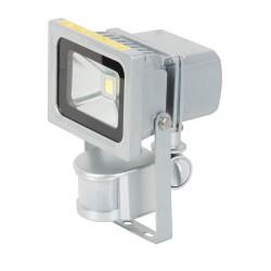 Proiettore Led 10 W Con Sensore