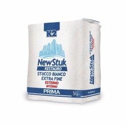 Stucco Polvere Per Esterno Kg.5 K2 Per Int./est. Cem.+resine+addititivi