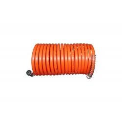 Tubo Spiralato Per Compressore M 15 Baionetta
