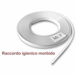 Raccordo Igienico Morbido C/biadesiv