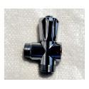 Rubinetto 3 Vie 3/8 Attacco Lavatrice