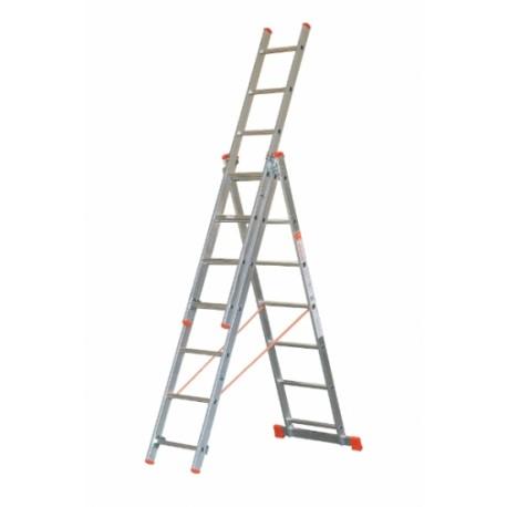 SCALA TRIPLA H 230-428-513 3X8