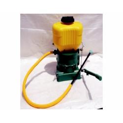 Solforatrice A Spalla Md.scirocco Kg.5 Di Polveri-daldegan- Plastica