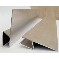 Stadia Riga Alluminio Ad H Cm 150