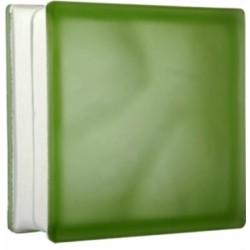 Vetrocamera Verde Satinato 19x19x8 I