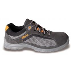 靴のメッシュフレックスS1pグレー Fg42