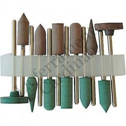 Serie Mole Abrasive 12 Pz