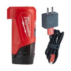 Caricabatterie Da Viaggio 12 Volt - Senza Batteria