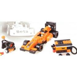 Modellino Automobile Beta F1 Da Costruire