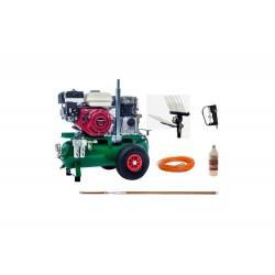 Scuotitore Ulivi Aria Compressore Kit