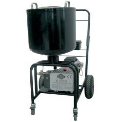 Pompa K1000 Airless elettrica 230V carrellata Expo