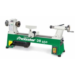 Hol5920450 - Piccolo Tornio Per Legno Modello Db 4