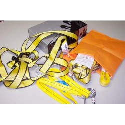 Mursec-pk005 - Kit Cinghie Sicurezza