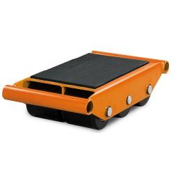 Uni6193060 - Pattini A Rulli Modello Tr 6 - Portat