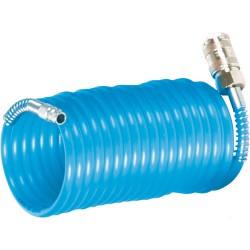 Tubo A Spirale In Poliuretano Ø 8-12 Mm L=10 M